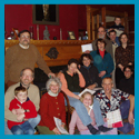 Subject: Vilas Neighborhood EnAct Team; Location: Madison, WI; Date: Winter 2004; Photographer: Rebecca Grossberg